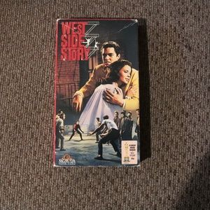 Other - West Side Story VHS